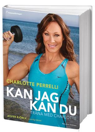 charlotte perrelli träningsbok